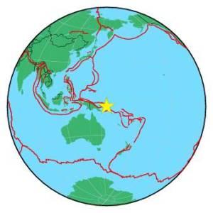 SOLOMON ISLANDS - 12-29-15
