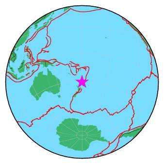 KERMADEC ISLANDS REGION 2-1-16