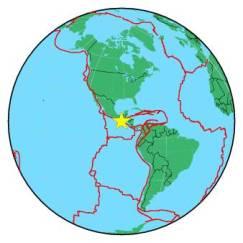 MEXICO - OFF COAST OF CHIAPAS 4-15-16