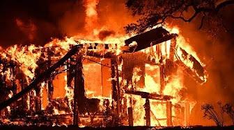 CALIFORNIA FIRES 3