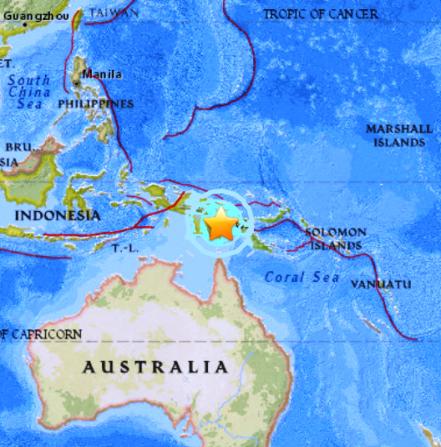 PAPUA NEW GUINEA - 3-6-18
