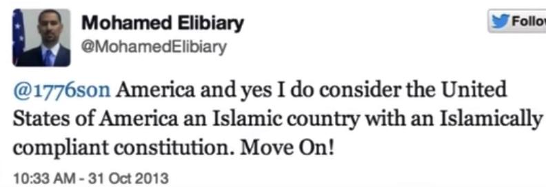 US A MUSLIM NATION